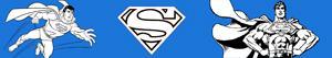 Omalovánky Superman