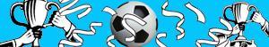 Omalovánky Fotbal - Mistři národních lig v Evropě