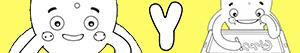 Omalovánky Jména pro Chlapce na písmeno Y