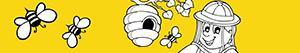 Omalovánky Včelař