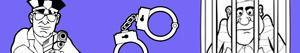 Omalovánky Zločin a Spravedlnost